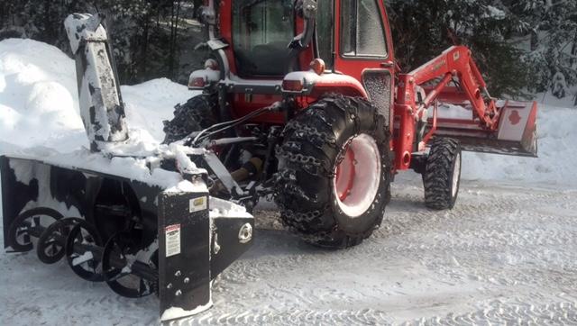 snow blower - Winnipesaukee Forum