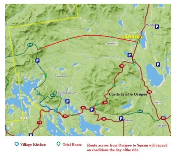 1st TRAIL RIDE of the SEASON Saay 12-28 - Winnipesaukee Forum on