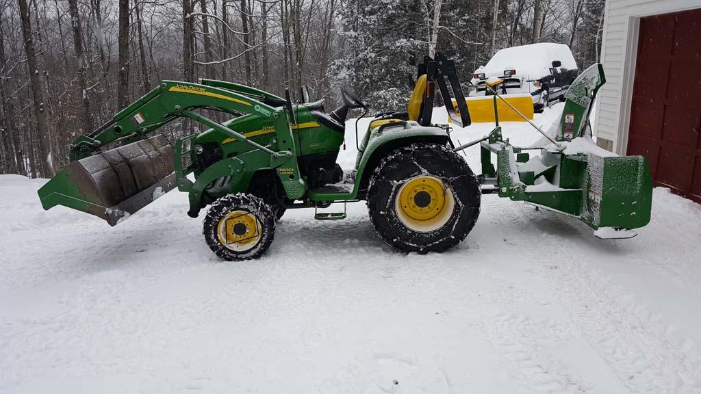 Tractor - Winnipesaukee Forum