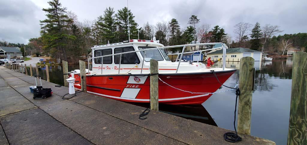 $248,395 new Gilford fire boat - Winnipesaukee Forum