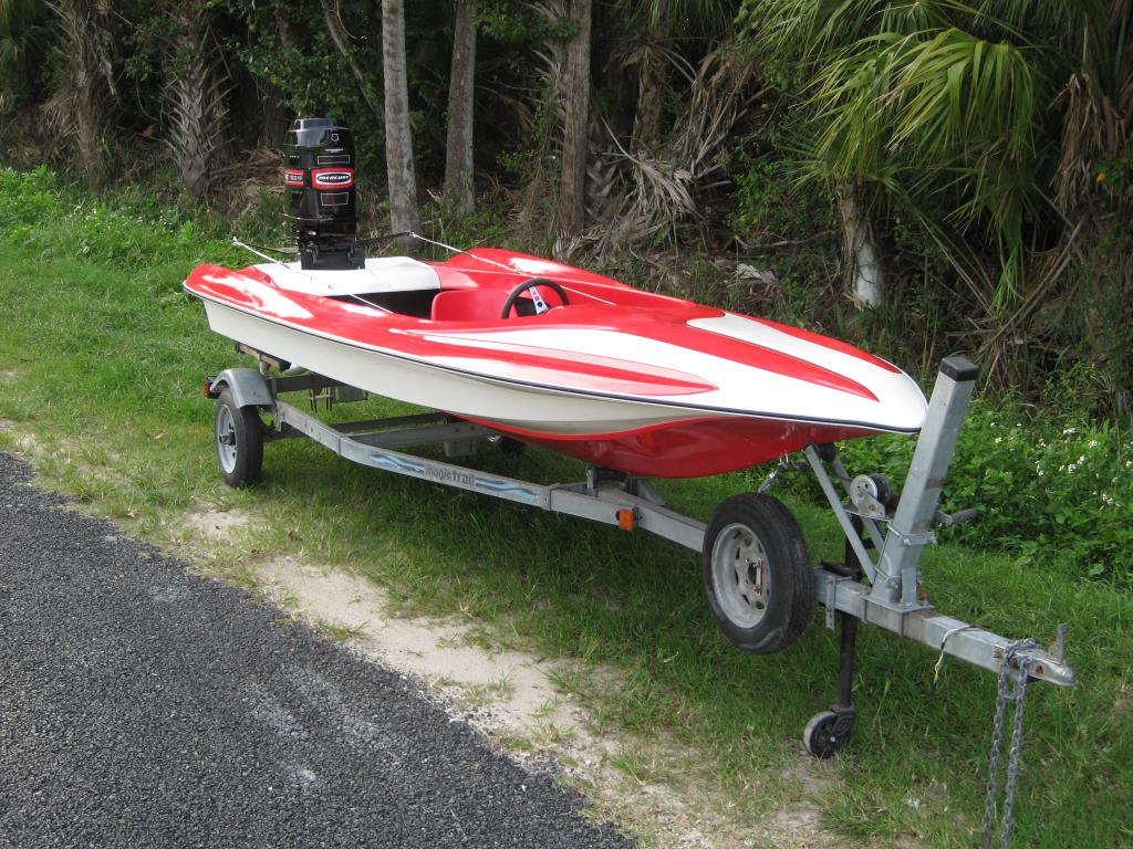 Home built jet dinghy s from new zealand boat design forums - Attached Images