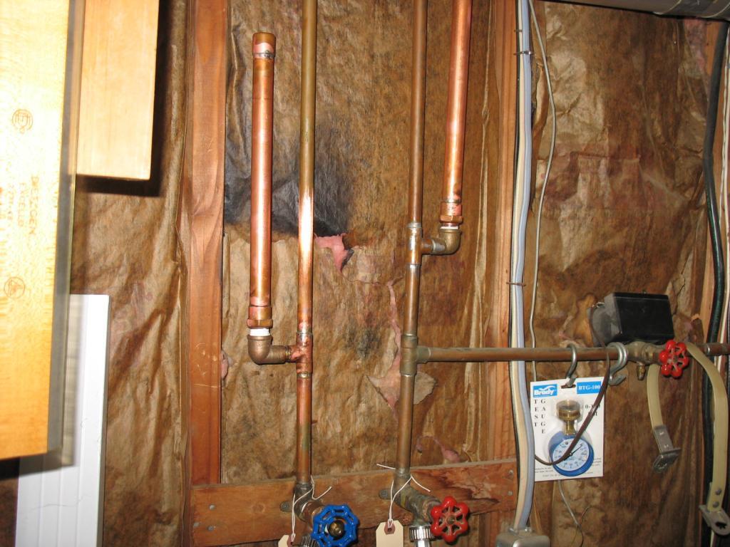 Water Hammer Arrestors..Washing Machine) - Winnipesaukee Forum