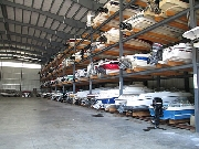 Harilla Landing Yacht Club Boat Rack for Rent