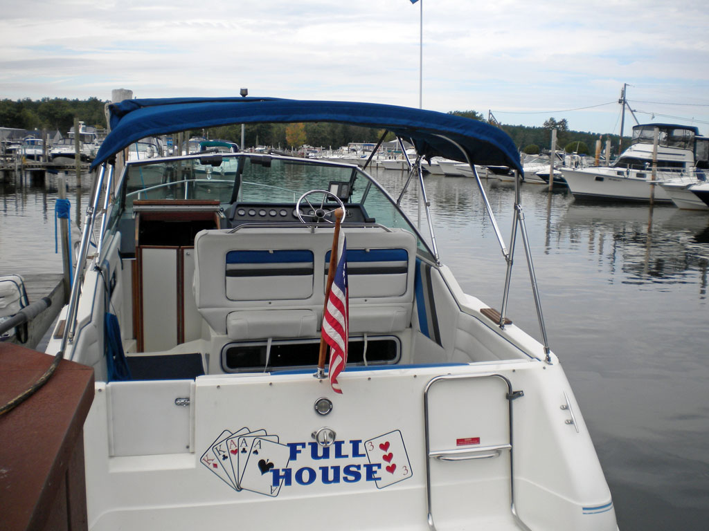 Boat Names Winnipesaukee Forum - Clever pontoon boat names